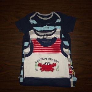 Baby boy clothes - 18m - Lot 12 - Bodysuits